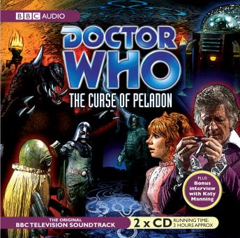 Doctor Who: The Curse Of Peladon (TV Soundtrack)