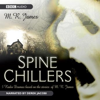 Spine Chillers, M.R. James
