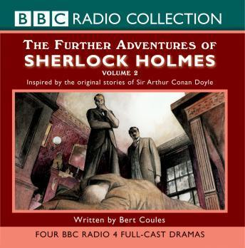 Further Adventures Of Sherlock Holmes Volume Two sample.