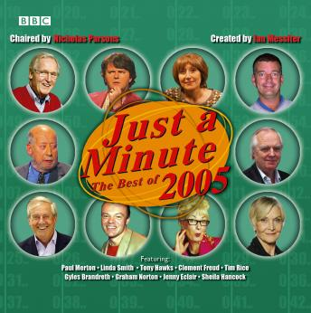 Just A Minute: The Best Of 2005, Ian Messiter