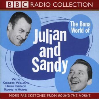 Bona World Of Julian & Sandy, Barry Took