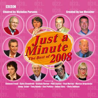 Just A Minute: The Best Of 2008, Ian Messiter