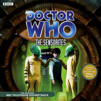 Doctor Who: The Sensorites (TV Soundtrack)