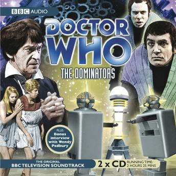 Doctor Who: The Dominators (TV Soundtrack)