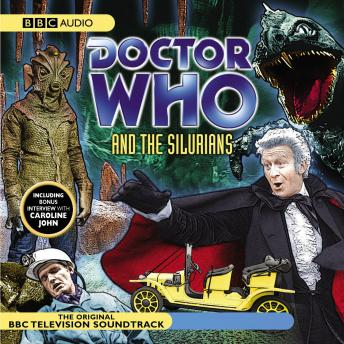 Doctor Who And The Silurians (TV Soundtrack), Malcolm Hulke