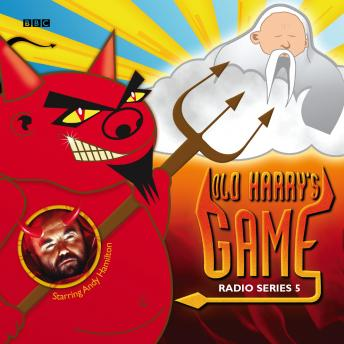Old Harry's Game: The Complete Series Five, Andy Hamilton