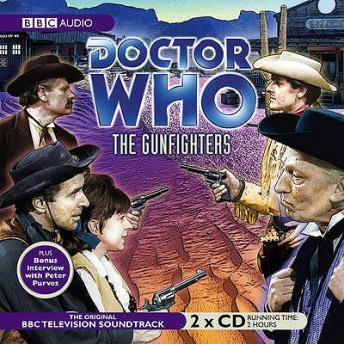 Download Doctor Who: The Gunfighters by BBC Audiobooks
