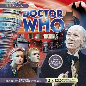 Doctor Who: The War Machines, BBC Audiobooks