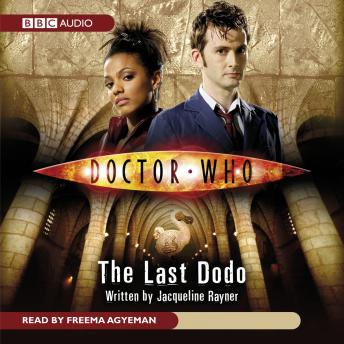 Doctor Who: The Last Dodo, Jacqueline Rayner
