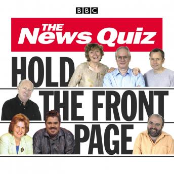 News Quiz: Hold The Front Page, Simon Littlefield, John Lloyd