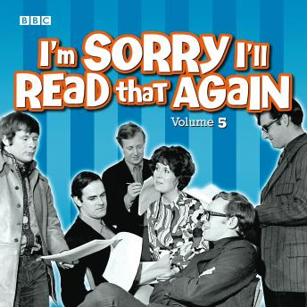 I'm Sorry I'll Read That Again: Volume 5, BBC Audiobooks