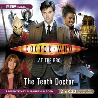 Doctor Who At The BBC: The Tenth Doctor sample.