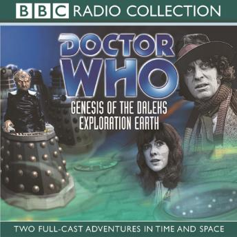 Doctor Who: Genesis Of The Daleks And Exploration Earth sample.