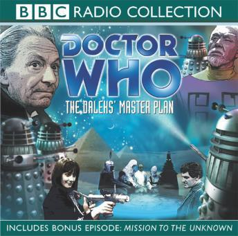 Doctor Who: The Daleks' Master Plan, Dennis Spooner, Terry Nation