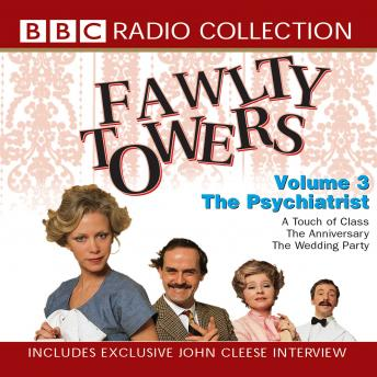 Fawlty Towers: Volumes 1-3 of the hit BBC comedy, Connie Booth, John Cleese