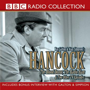 The Hancock: The Blood Donor / The Radio Ham