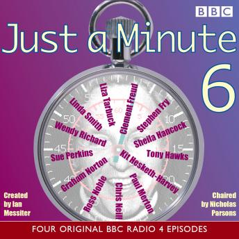 Just A Minute 6, Various Artists