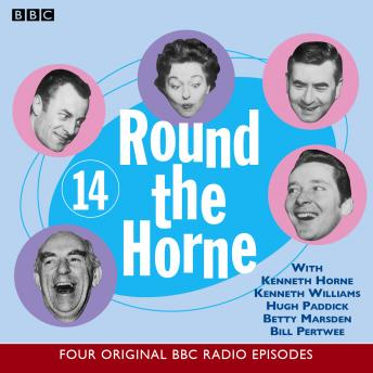 Round the Horne vol 14 sample.