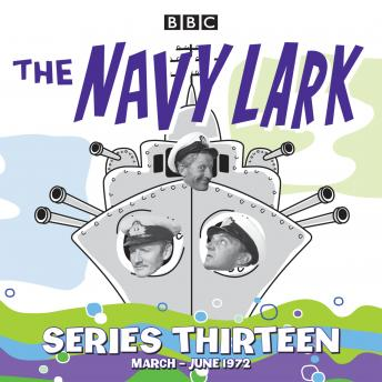 Navy Lark, 13 The Multiple Mines, BBC Audio