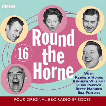 Round The Horne Vol 16, Barry Took