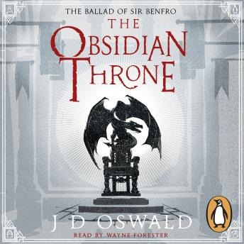 Obsidian Throne, J.D. Oswald
