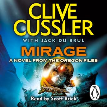 Mirage: Oregon Files #9, Jack Du Brul, Clive Cussler