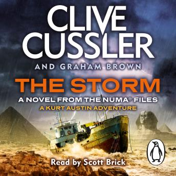 Storm: NUMA Files #10, Graham Brown, Clive Cussler