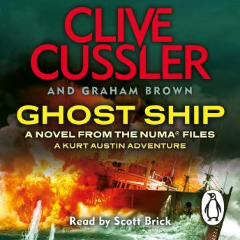 Ghost Ship: NUMA Files #12, Graham Brown, Clive Cussler
