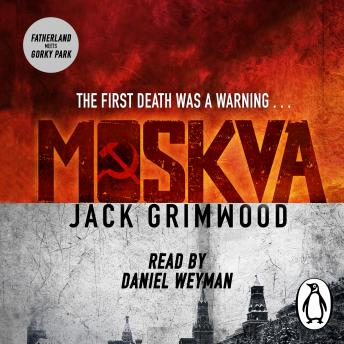 Moskva: 'The new Le Carre' BBC Radio 2 The Sara Cox Show, Audio book by Jack Grimwood