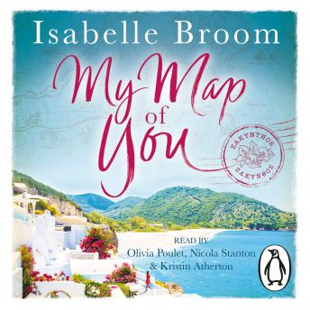 My Map of You, Isabelle Broom