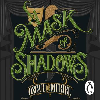 A Mask of Shadows: Frey & McGray Book 3