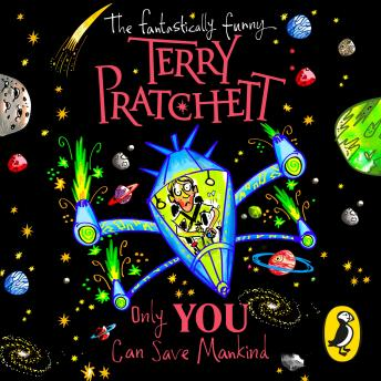 Only You Can Save Mankind, Terry Pratchett