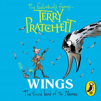 Wings: The Third Book of the Nomes, Terry Pratchett