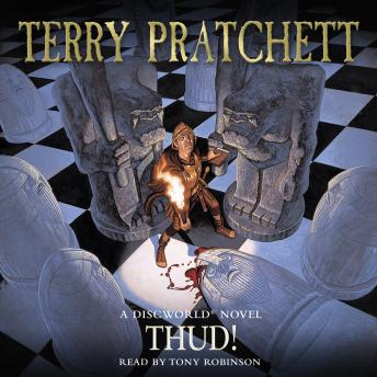 Thud!: (Discworld Novel 34), Terry Pratchett