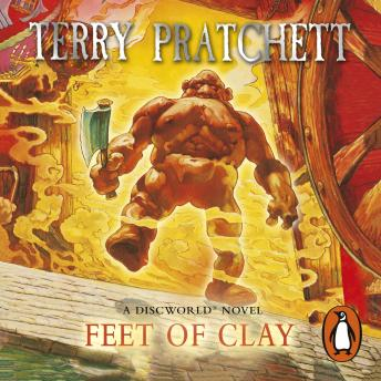 Feet Of Clay: (Discworld Novel 19), Terry Pratchett
