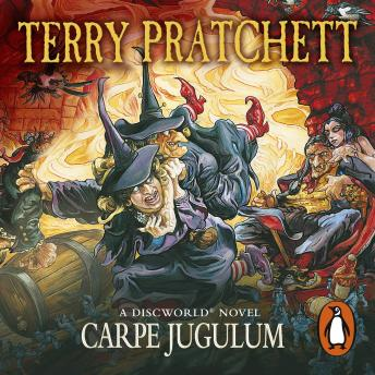 Carpe Jugulum: (Discworld Novel 23), Terry Pratchett