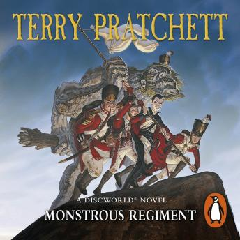 Monstrous Regiment: (Discworld Novel 31), Terry Pratchett