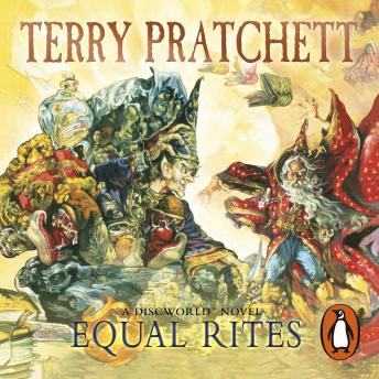Equal Rites: (Discworld Novel 3), Terry Pratchett