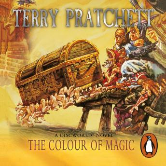 Colour Of Magic: (Discworld Novel 1), Terry Pratchett