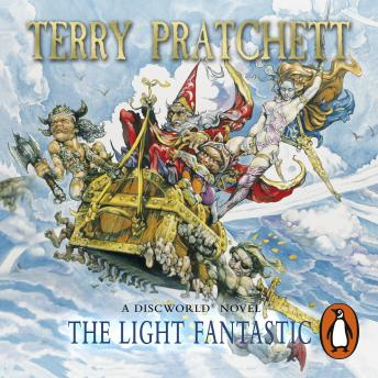 Light Fantastic: (Discworld Novel 2), Terry Pratchett