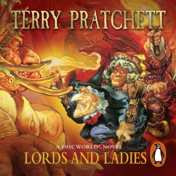 Lords And Ladies: (Discworld Novel 14), Terry Pratchett