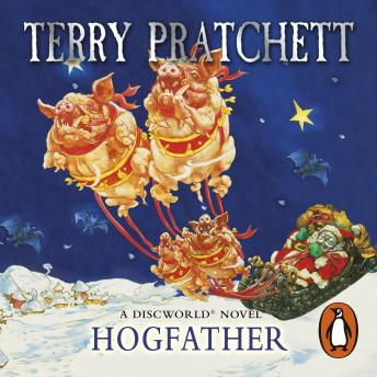 Hogfather: (Discworld Novel 20), Terry Pratchett