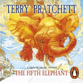 Fifth Elephant: (Discworld Novel 24), Terry Pratchett
