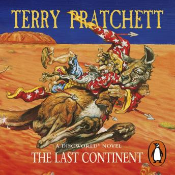 Last Continent: (Discworld Novel 22), Terry Pratchett