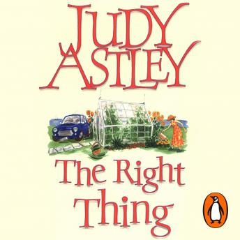 Right Thing, Judy Astley
