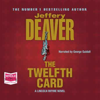 Twelfth Card, Jeffery Deaver