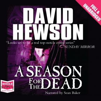 Season for the Dead: Nic Costa, Book 1, David Hewson
