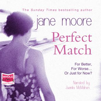 Perfect Match, Jane Moore