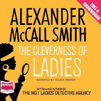 Cleverness of Ladies, Alexander McCall Smith