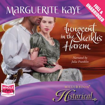 Innocent in the Sheikh's Harem, Marguerite Kaye